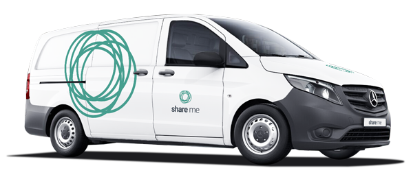 share me - Transporter Mini